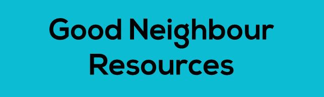 Good Neighbour volunteer resources.