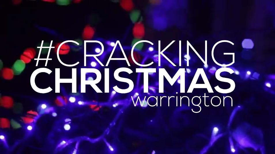 #crackingchristmaswarrington screenshot